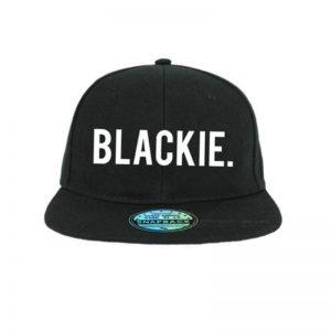 Blackie cap snapback pet