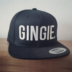 Gingie cap pet snapback