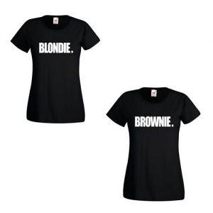 Blondie Brownie t-shirt