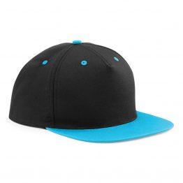 snapback cap contrast kleuren