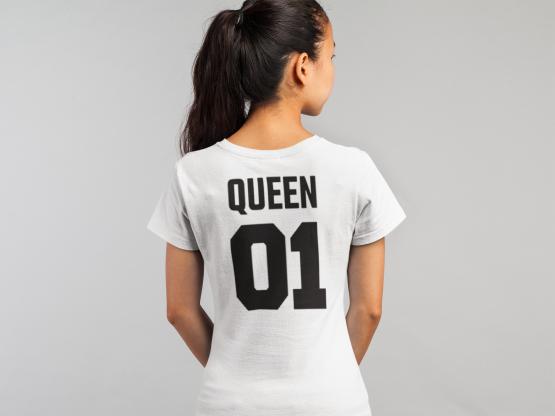 Queen 01 shirt