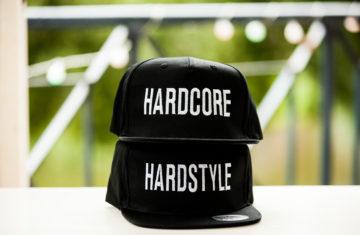 De Hardstyle & Hardcore caps, voor als je in het weekend hard gaat!