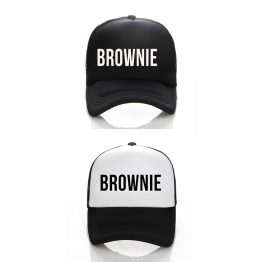 Blondie Brownie Trucker Caps