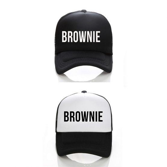 Blondie Brownie Trucker Caps