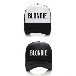 Blondie Trucker Cap