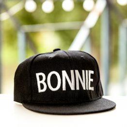 Bonnie cap pet snapback