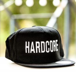 Hardcore pet cap