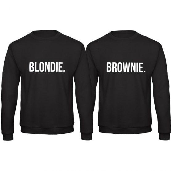 Blondie Brownie trui