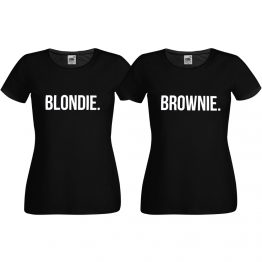 Blondie Brownie t-shirts