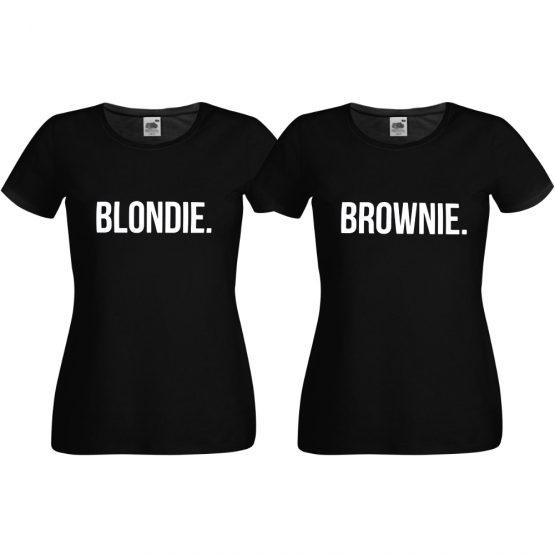 Blondie Brownie t-shirts