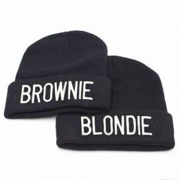 Blondie Brownie Mutsen