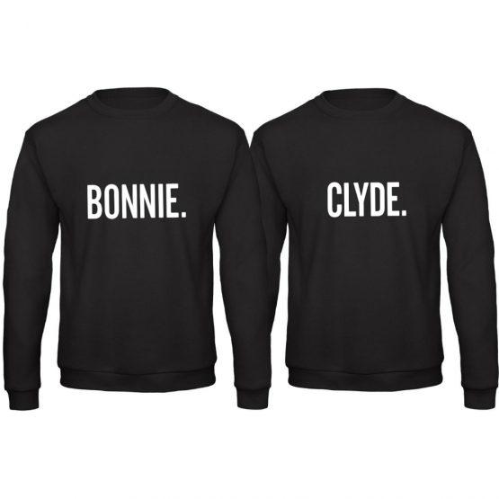 Bonnie Clyde trui