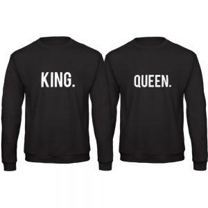 King Queen trui sweater