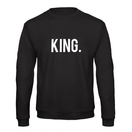 King sweater