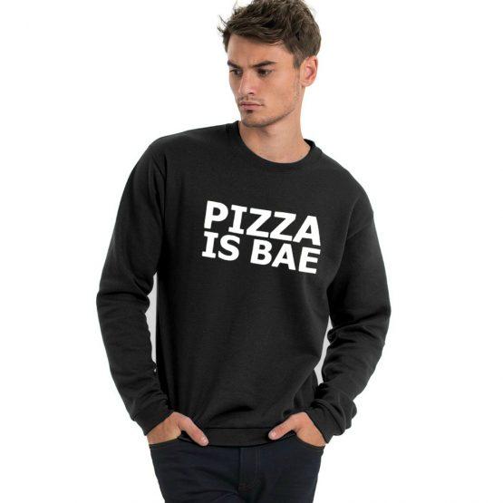 Pizza is my BAE trui