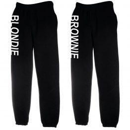 Blondie Brownie joggingbroek