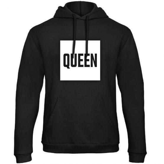 King Queen hoodie sweater blok 2