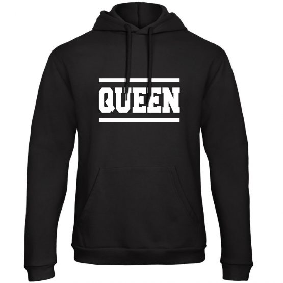 King Queen hoodie sweater lines 2