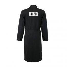 King badjas zwart