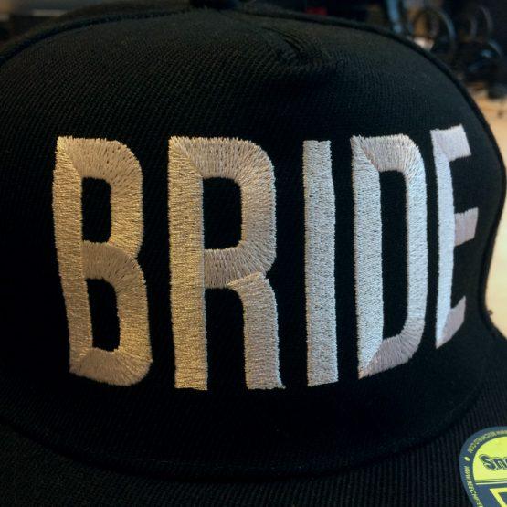 Bride Cap Zoom