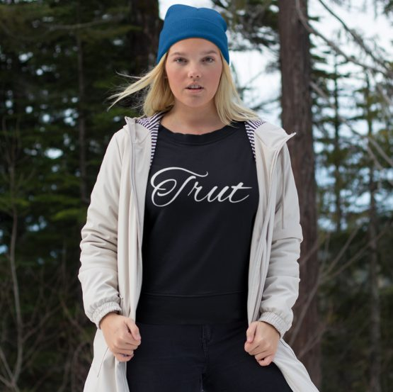 Trut Sweater Handwritten