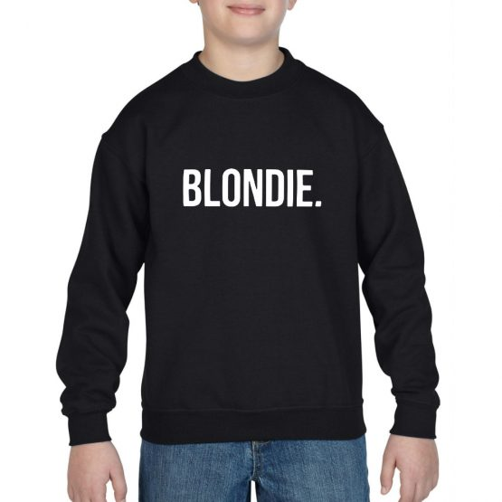 Blondie trui sweater kind