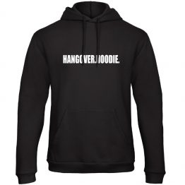 Hangover hoodie line