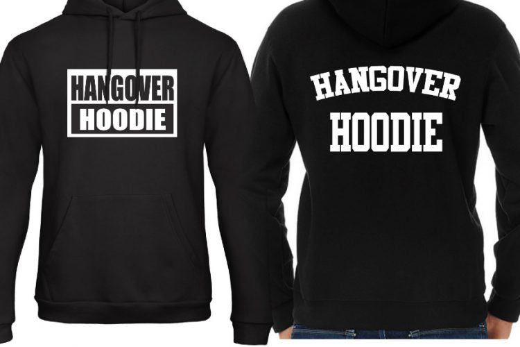 Hangover hoodies header