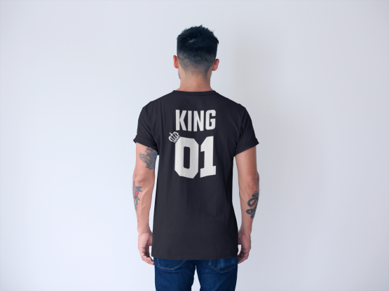King 01 Shirt Kroon