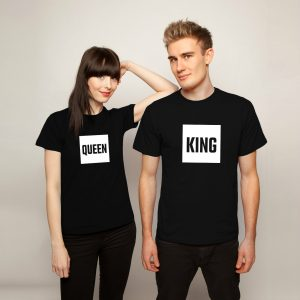 King Queen shirt Blok