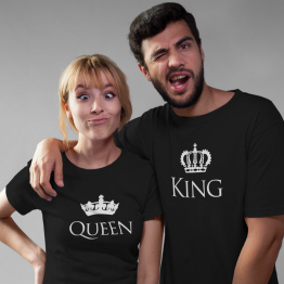 King Queen shirt Classic