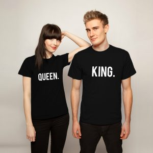 King Queen shirt