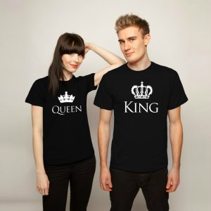 King Queen shirts classic