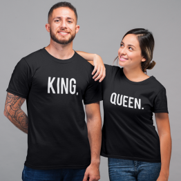 King Queen shirts
