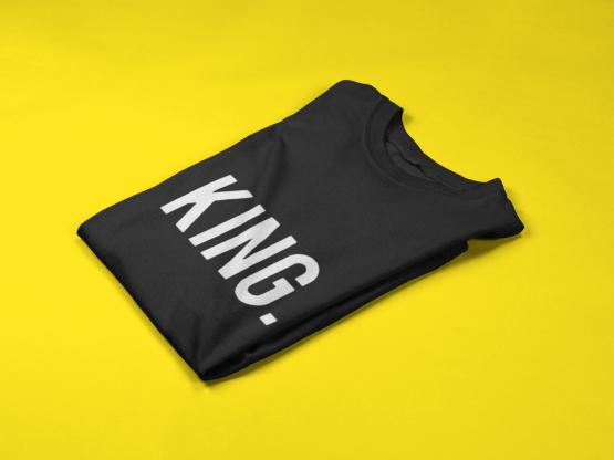 King shirt product