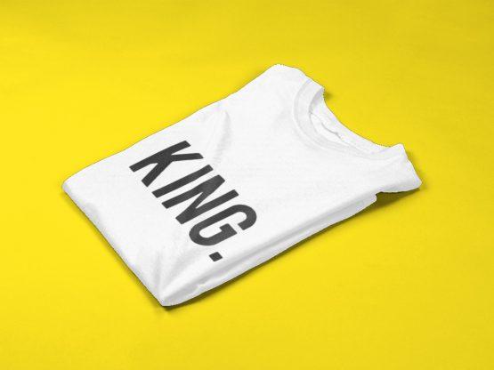 King shirt wit