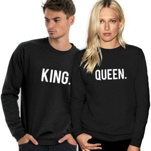 Rumag webshpo King Queen trui