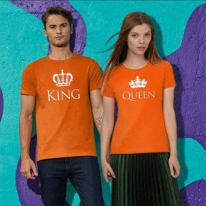 Koningsdag kleding