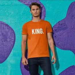 Koningsdag shirt King