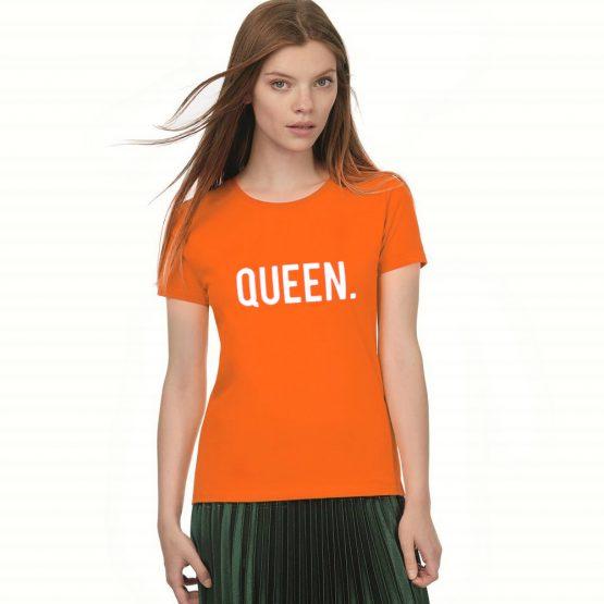 Koningsdag shirt Queen