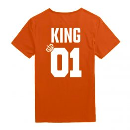 Koningsdag shirts King