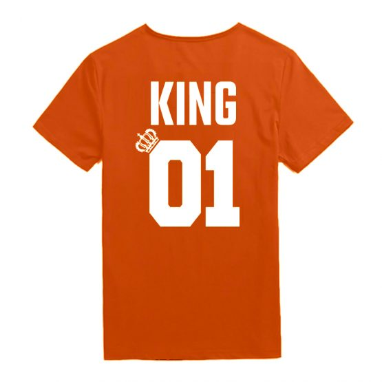 Koningsdag shirts King