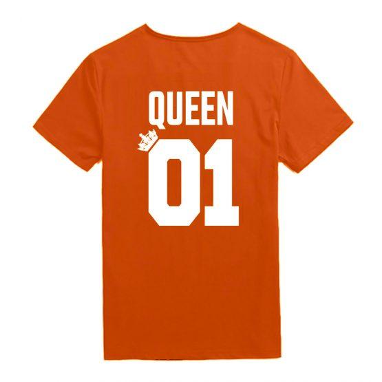 Koningsdag shirts Queen