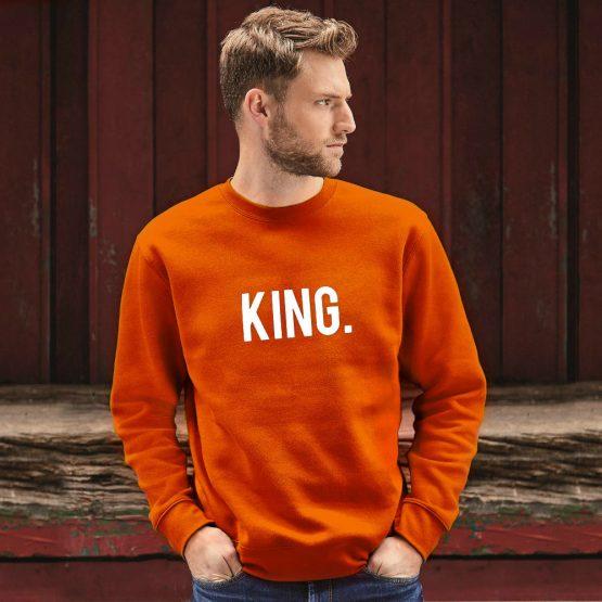 Koningsdag trui King