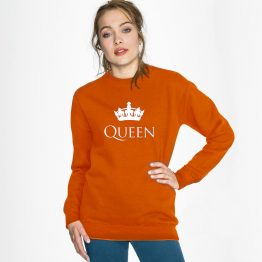 Koningsdag trui Queen Classic