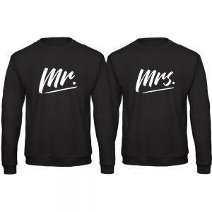Mr Mrs trui sweater