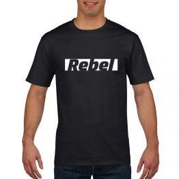 Rebel t-shirt invert