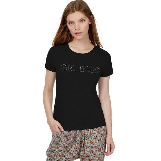 Girl Boss shirt dots