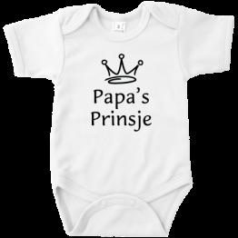 Papa Prinsje Romper
