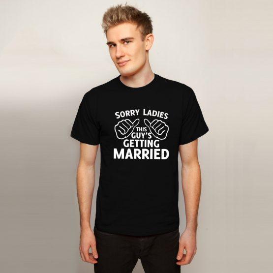 Vrijgezellenshirt Getting Married